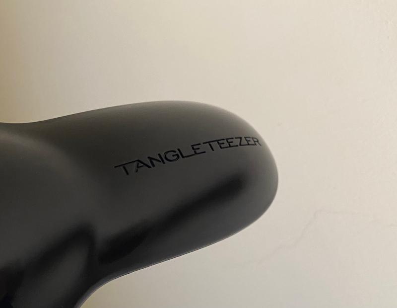 Tangle teezer 梳子 The ultimate finisher 細節照片