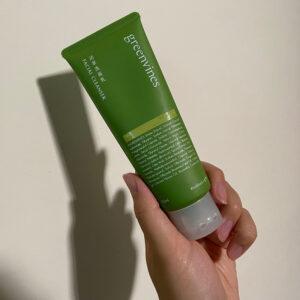 綠藤生機活萃洗面乳