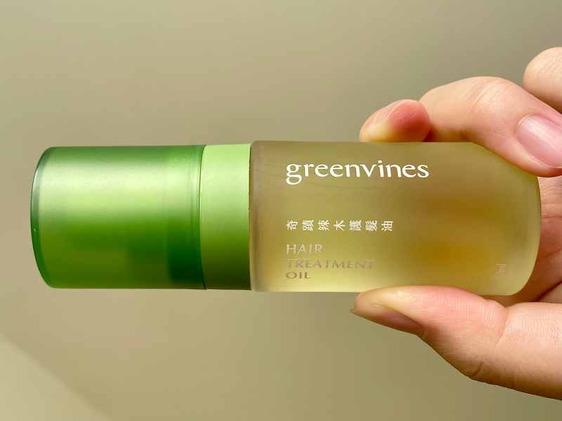 綠藤生機奇蹟辣木護髮油