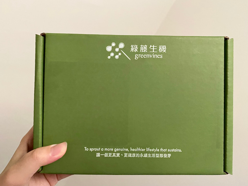 綠藤生機奇蹟辣木護髮油包裹