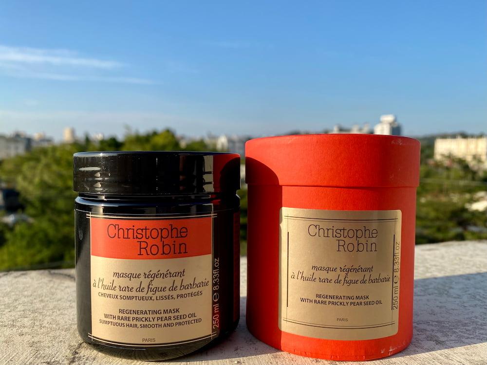 Christophe Robin 刺梨籽油修護髮膜